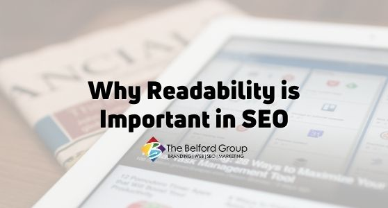 Why Readability is Important in SEO
