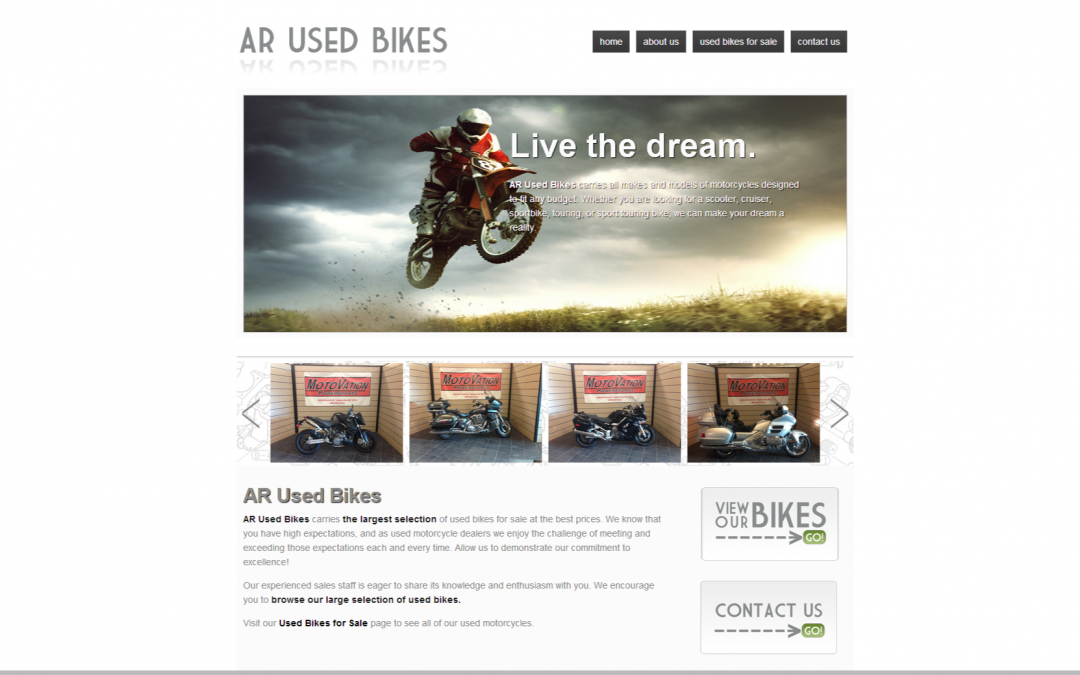 AR Used Bikes