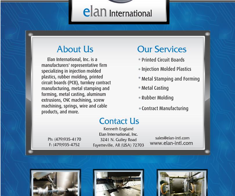 Elan International, Inc.