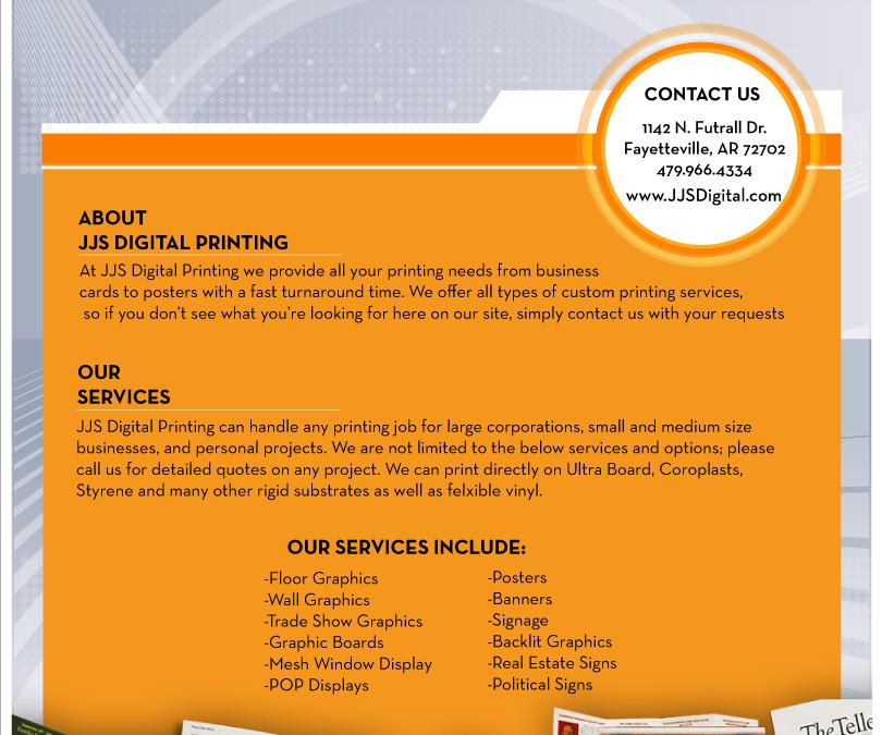 JJS Digital Printing