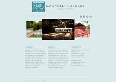 Magnolia Gardens Event Venue