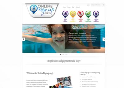 Online Signup