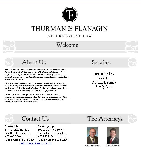 Thurman & Flanagin