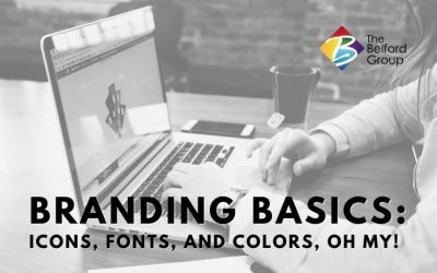 Branding Basics: Icons, Fonts, and Colors, Oh My!