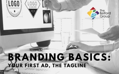 Branding Basics: Your First Ad, the Tagline