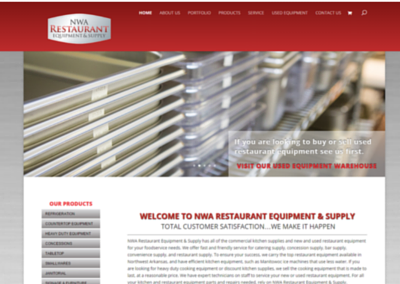 NWA Restaurant Equipment & Supply