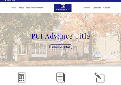 PCI Advance Title