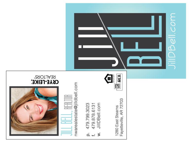 Jill Bell Business Cards