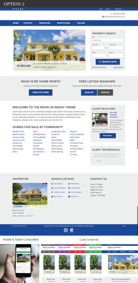 MLS Listing Websites