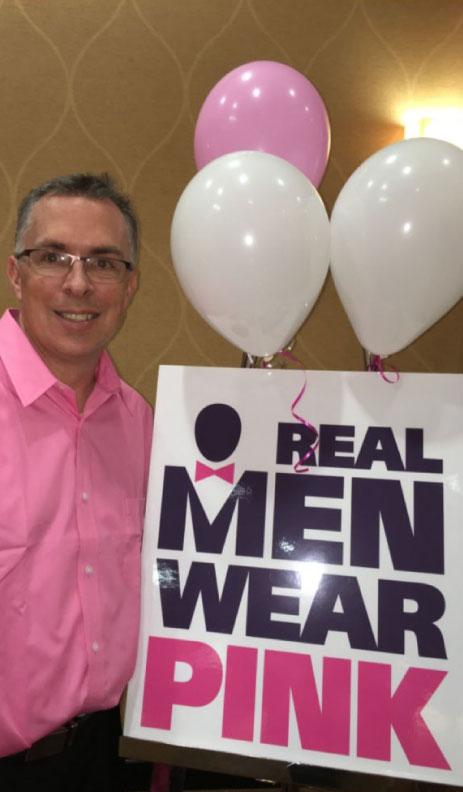 Barry Belford - Making Strides Against Breast Cancer