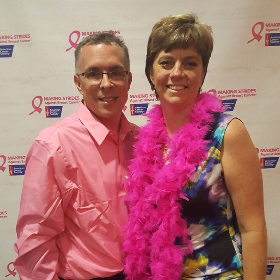 Barry & Angela Belford - Making Strides