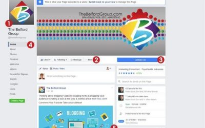 Facebook updates rolls out changes to Business Pages – August, 2016
