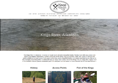 Kings River Arkansas