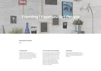 Frame Fayetteville
