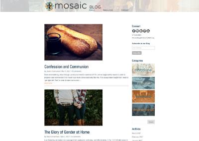 Mosaic NWA Blog