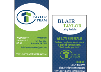 Blair Taylor Team