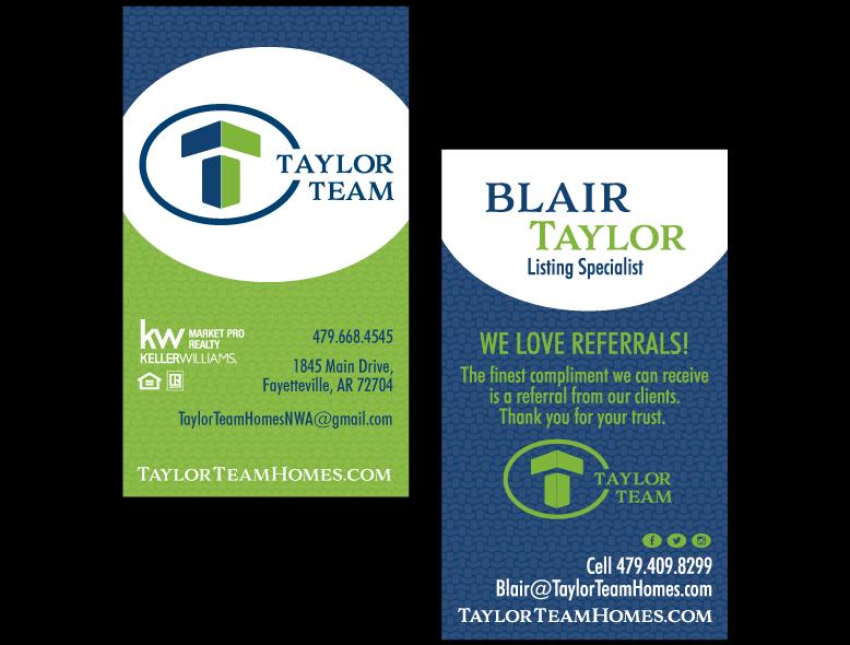 Blair Taylor Team