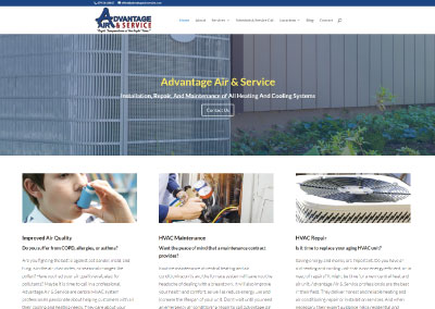 Advantage Air & Service
