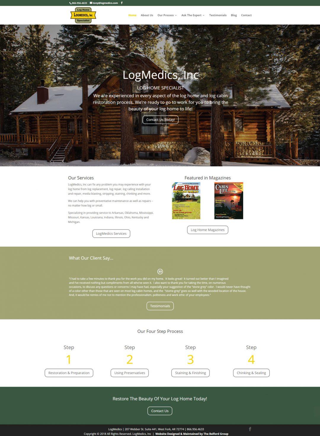 Log Medics, Inc.