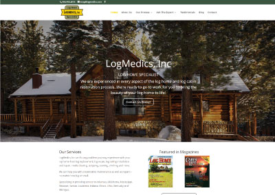Log Medics, Inc.