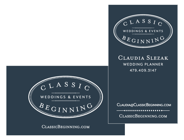 Classic Beginning Weddings & Events