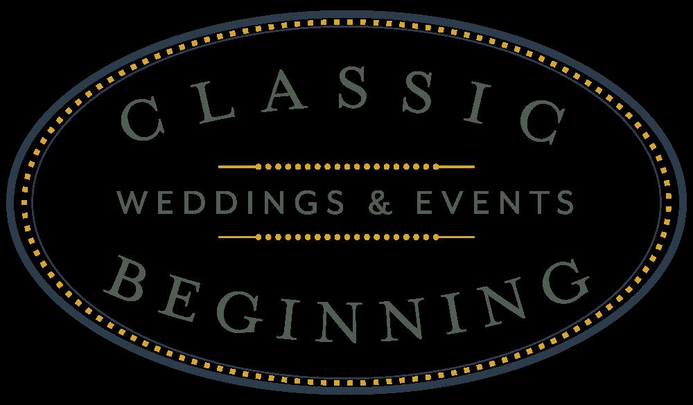 Classic Beginning Weddings & Events
