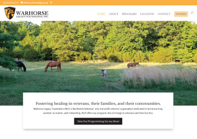 Warhorse Legacy Foundation