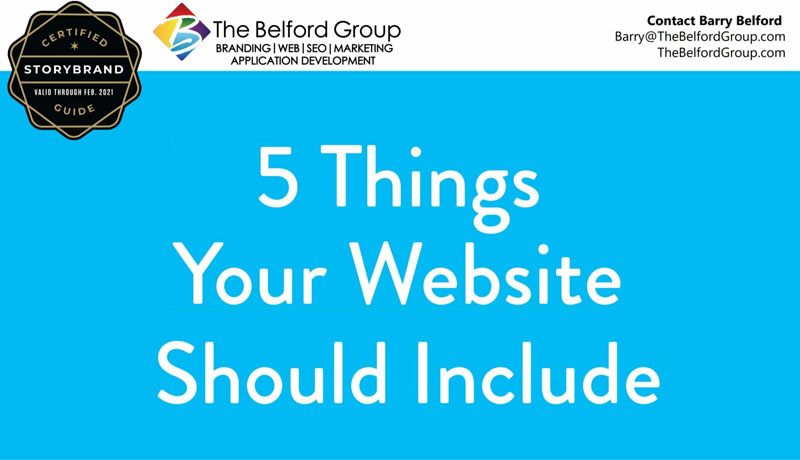 5-Things Your Website Should Include Download Button