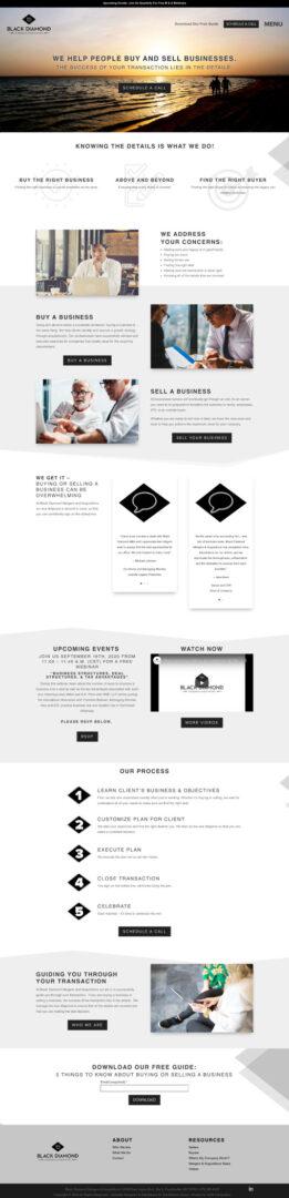 Black Diamond Mergers & Acquisitions