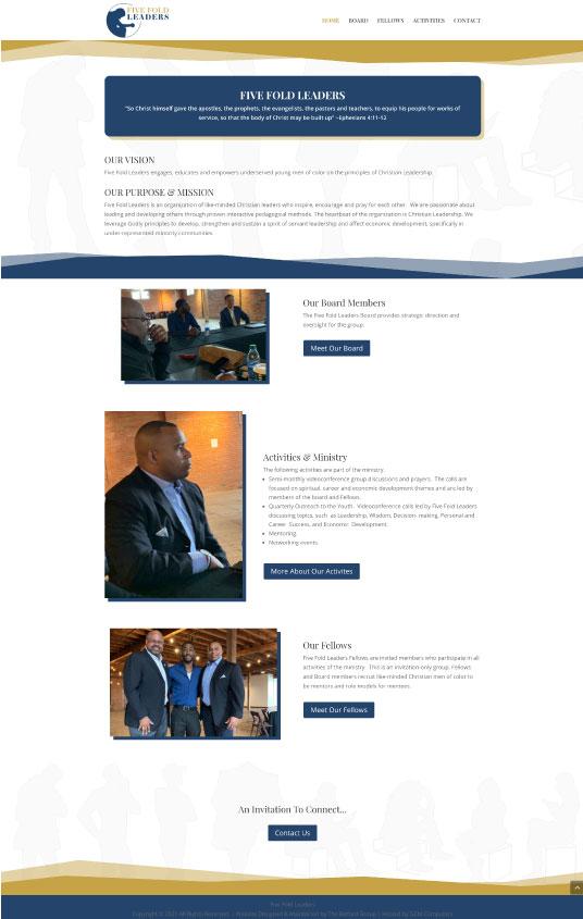 Five Fold Leaders